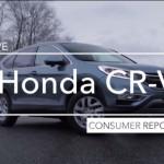 マイナーチェンジ後のホンダCR-Vが米国コンシューマー・リポートで不評を買う