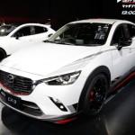 マツダCX-3 レーシングコンセプトは市販予定?