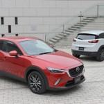 マツダ、CX-3ガソリンモデルのWLTCモード燃費発表、現行比6%ダウンの16.0km/Lから