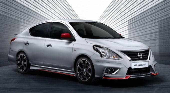 Nissan-Almera-NISMO-front