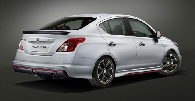 Nissan-Almera-NISMO-rear
