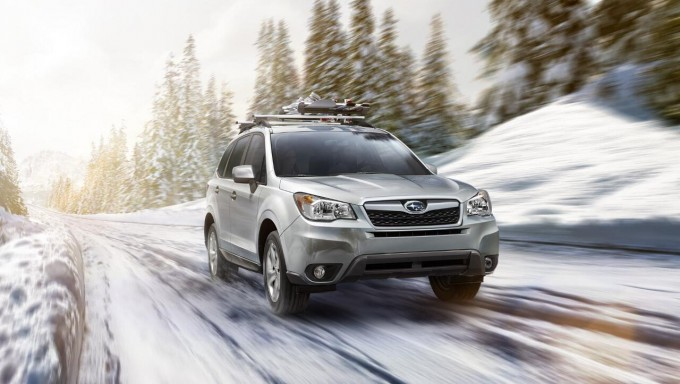 Subaru_Forester_snow
