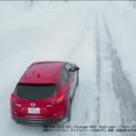 マツダ、新世代4WDをアピールするTV CMを公開