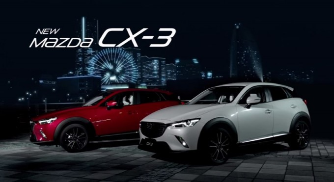 MAZDA-CX-3-Driving-movie