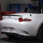 マツダ、新型MX-5アクセサリー デザイン コンセプトをシカゴモーターショーで展示(写真追加)