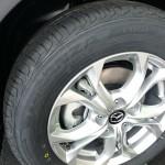 マツダ新型CX-3 XDのタイヤは「TURANZA T001」(更新)