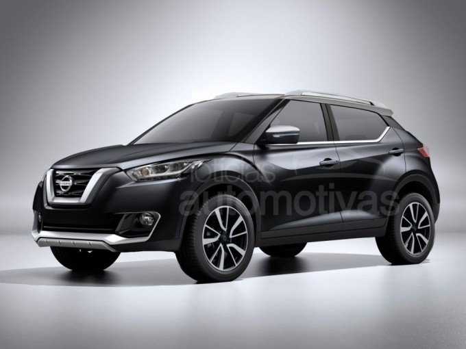 Nissan-Kicks-production