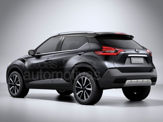 Nissan-Kicks-rear-production