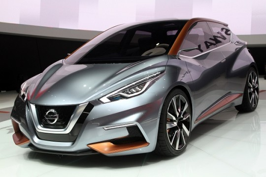 Nissan-Sway-production