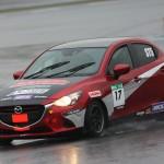 マツダ デミオXDがスーパー耐久シリーズ2015に参戦