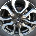 デミオ wheel