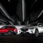 マツダ新型CX-3が発売1ヶ月で10,000台以上を受注!月販目標の3倍以上