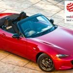 新型MX-5などマツダ3車種が「Red Dot Award: Product Design 2015」を受賞