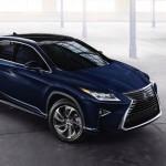 [ニューヨークモーターショー2015]レクサス、新型RXを発表。国内では秋以降に発売予定(動画)
