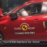 悲報!新型Mazda2がユーロNCAP衝突試験で4つ星止まり!(更新)