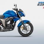 スズキ、インドから155cc単気筒オンロードバイク「GIXXER」を輸入か?