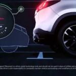 [動画]豪州マツダの説明動画第二弾、Smart City Brake Support [Reverse]編