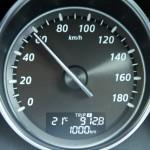 1,000km突破!