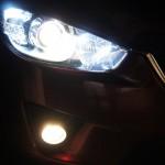 ライト類のLED化