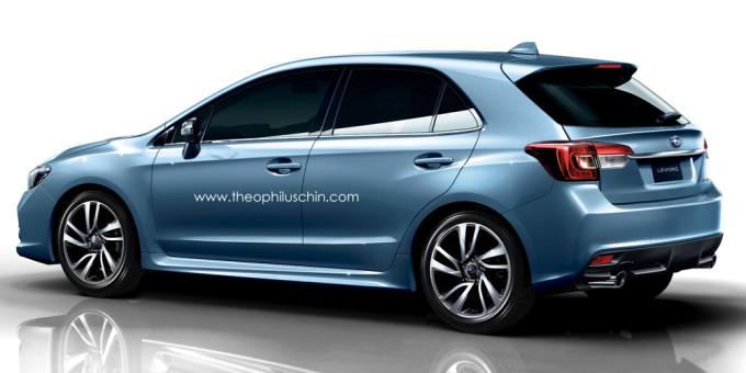 Subaru Levorg Hatchback