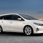 Toyota Auris gets new Touring Sports variant