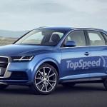Audi Q1の予想CGが公開されています