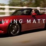 北米マツダ、新型MX-5 Miataの発売に合わせ「Driving Matters」キャンペーンを開始?