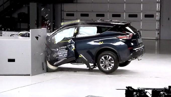 日産新型ムラーノがトップセーフティピック+