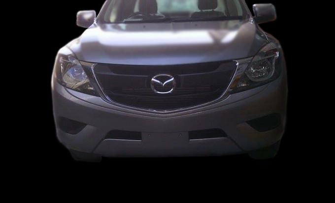 2016-Mazda-BT-50-facelift-front-leaked