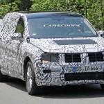 CX-5やキャシュカイのライバルでもある、VW次期ティグアンのテスト車両が捕捉される