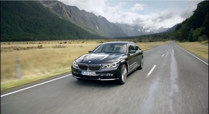 新型BMW 7シリーズ