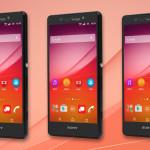 ソニー、WQHDやQiを採用した「Xperia Z4v」を米国ベライゾンから今夏に発売