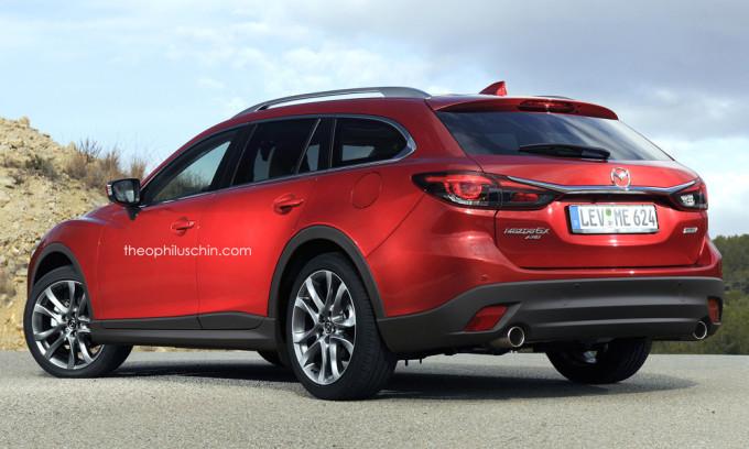 Mazda6X