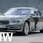 BMW新型7シリーズのすごい機能
