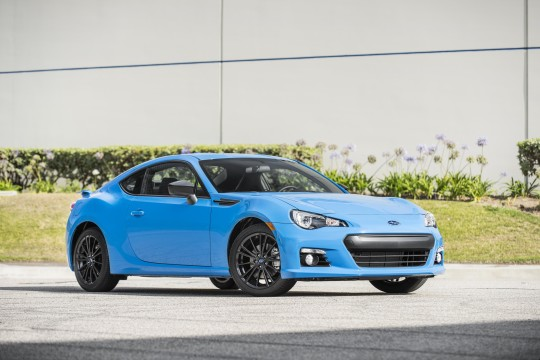 BRZ Series.HyperBlue