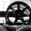 量産カーボンファイバー製ホイールがフォード マスタングに採用される