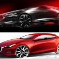越+Mazda3