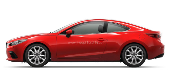 Mazda3クーペ