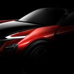 日産、新しいクロスオーバーコンセプトカーをチラ見せ。フランクフルトモーターショーでデビュー