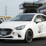 マツダ、モータースポーツベース車両となる「デミオ15MB」を9月末発売予定