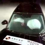 マツダCX-3とMazda2がオーストラリアの衝突試験で五つ星の評価を獲得