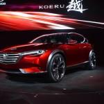 一汽マツダ、「CX-4」を北京モーターショーで発表し2016年6月に発売する????