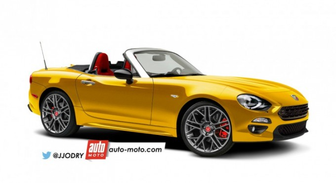 Fiat-Abarth-124-Spider-front-three-quarters-rendering