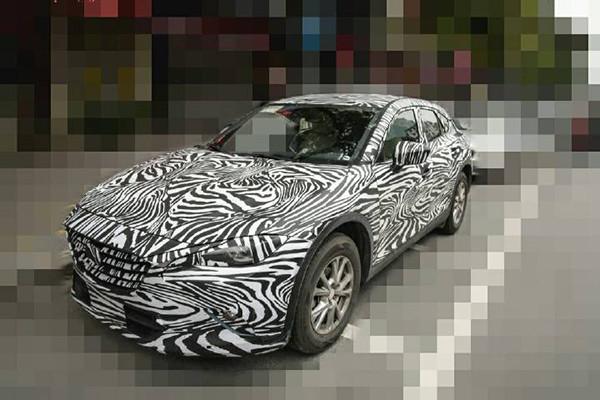 Mazda-CX-4-front