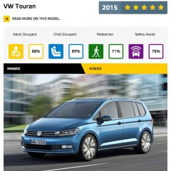 Small MPV / VW Touran