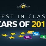 Euro NCAP、各クラスにおける2015年のベストカーを発表