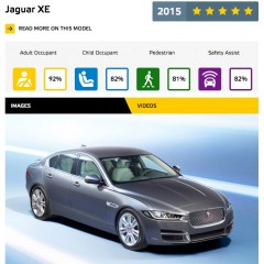 Large Family Car / Jaguar XE