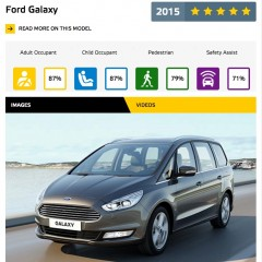 Large MPV / Ford Galaxy