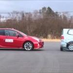 [動画]安定の「セーフティセンスP」、トヨタ新型プリウスも満点でASV+評価