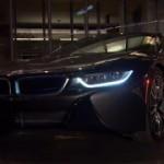 [動画]BMW i8 Mirrorlessはルームミラーで後方視界を集中確認